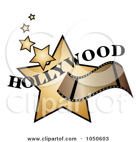 450x470 Royalty Free (Rf) Clip Art Illustration Of A Film Strip Over