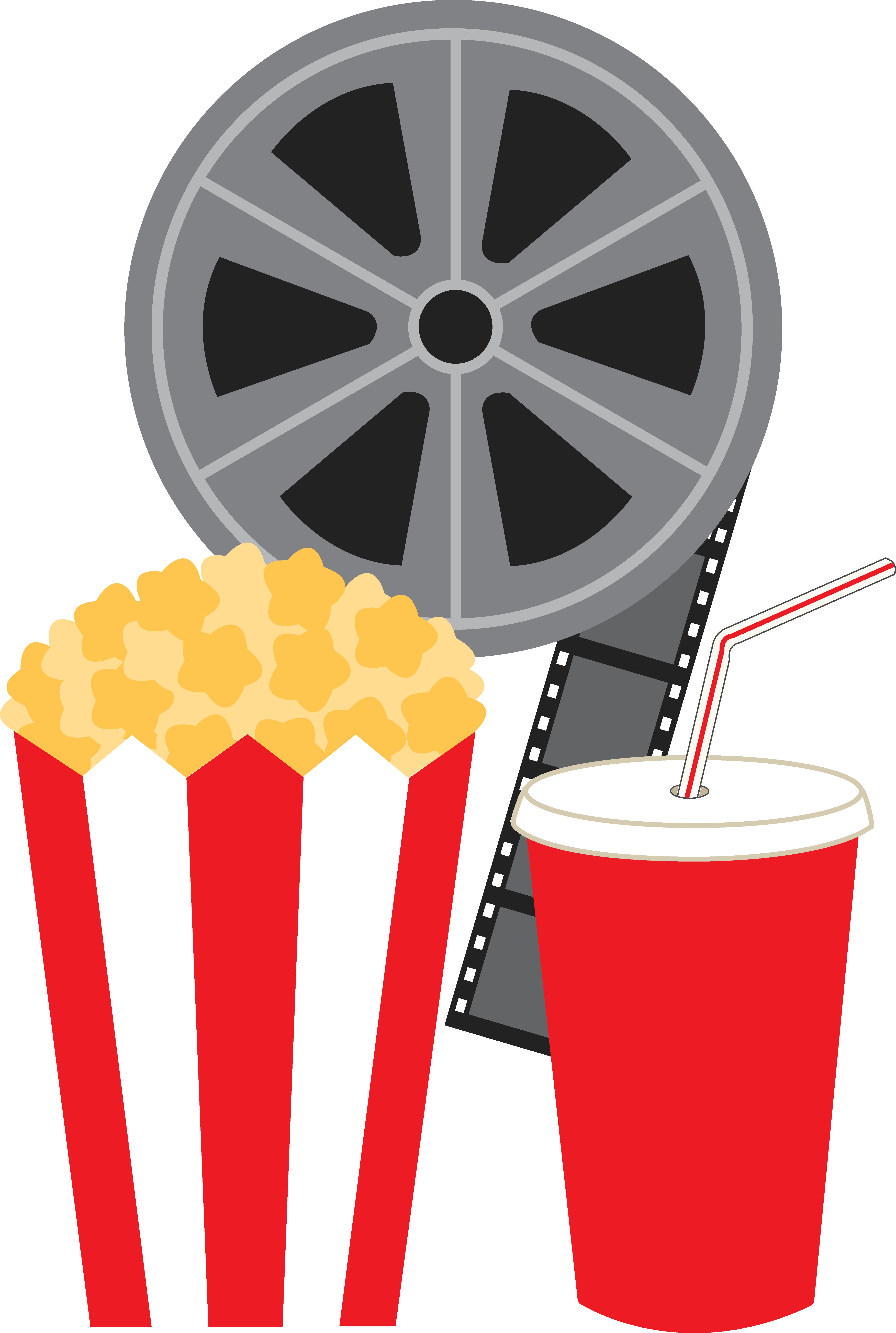 5296x7877 Free Clip Art Stickers Clip Art, Movie Popcorn
