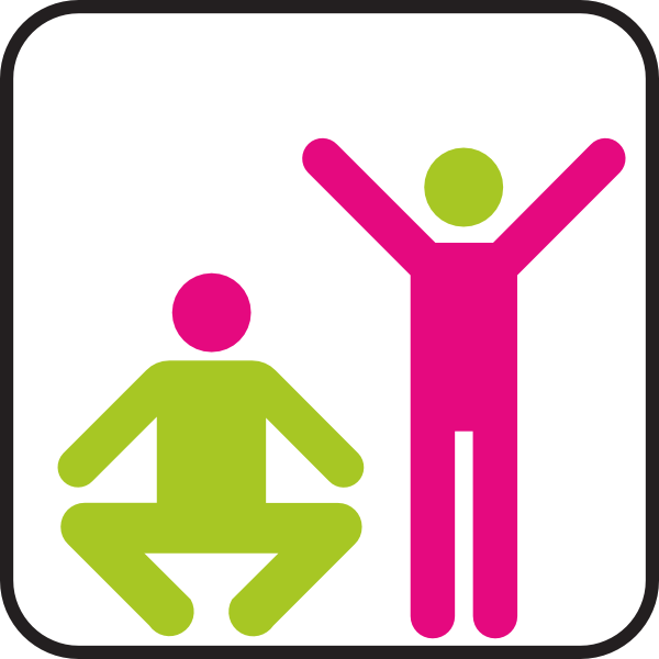 600x600 Moving People1 Clip Art