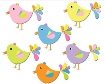 340x270 Brds Clipart Spring Bird Free Collection Download And Share Brds