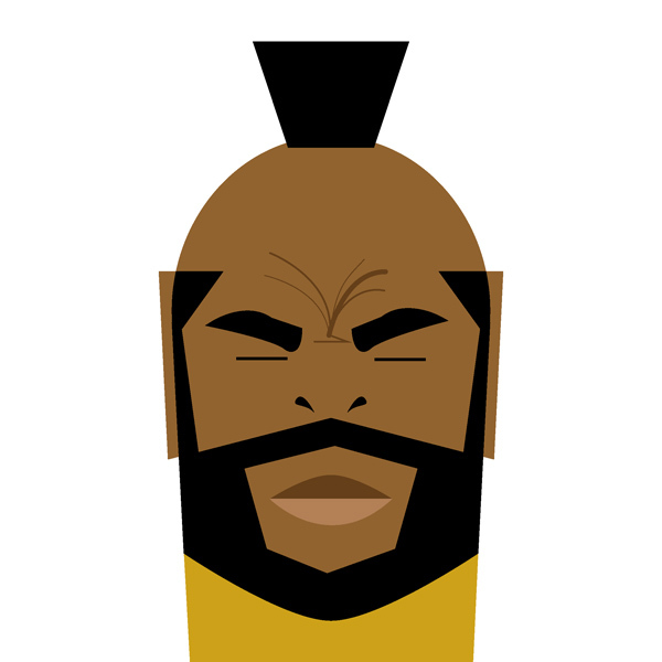 600x600 Collection Of Mr T Clipart High Quality, Free Cliparts