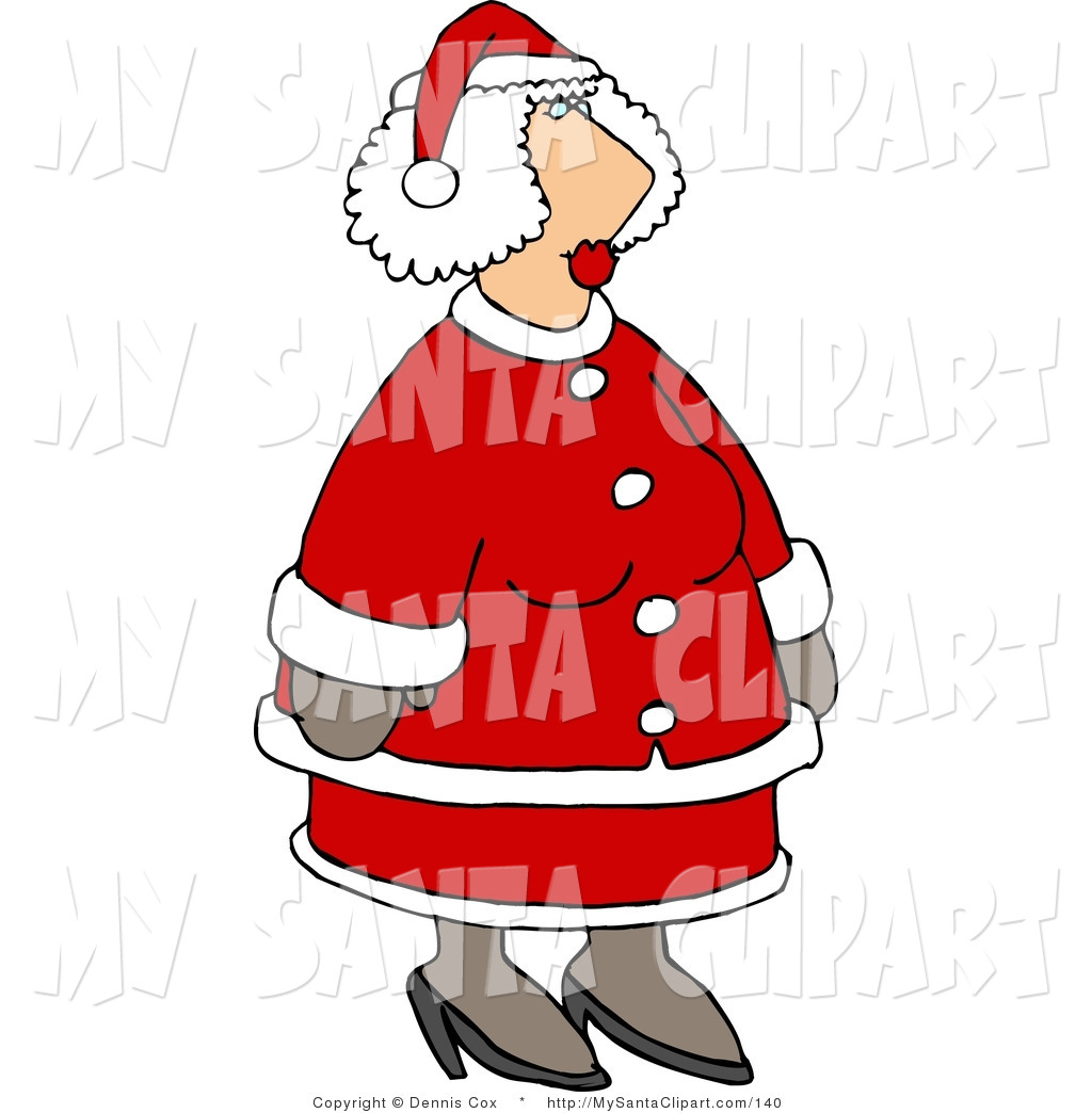 Mrs Claus 1024x1044 Royalty Free Woman Stock Santa Designs