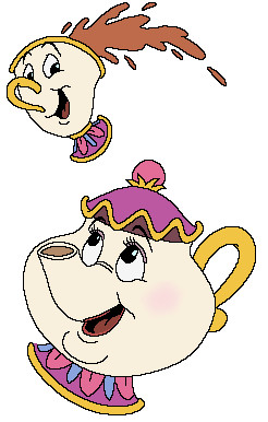 246x386 Mrs Potts And Chip By Rltsweetie