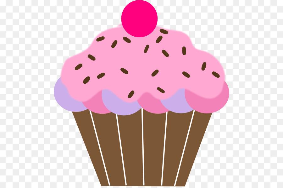900x600 Cupcake Muffin Icing Clip Art