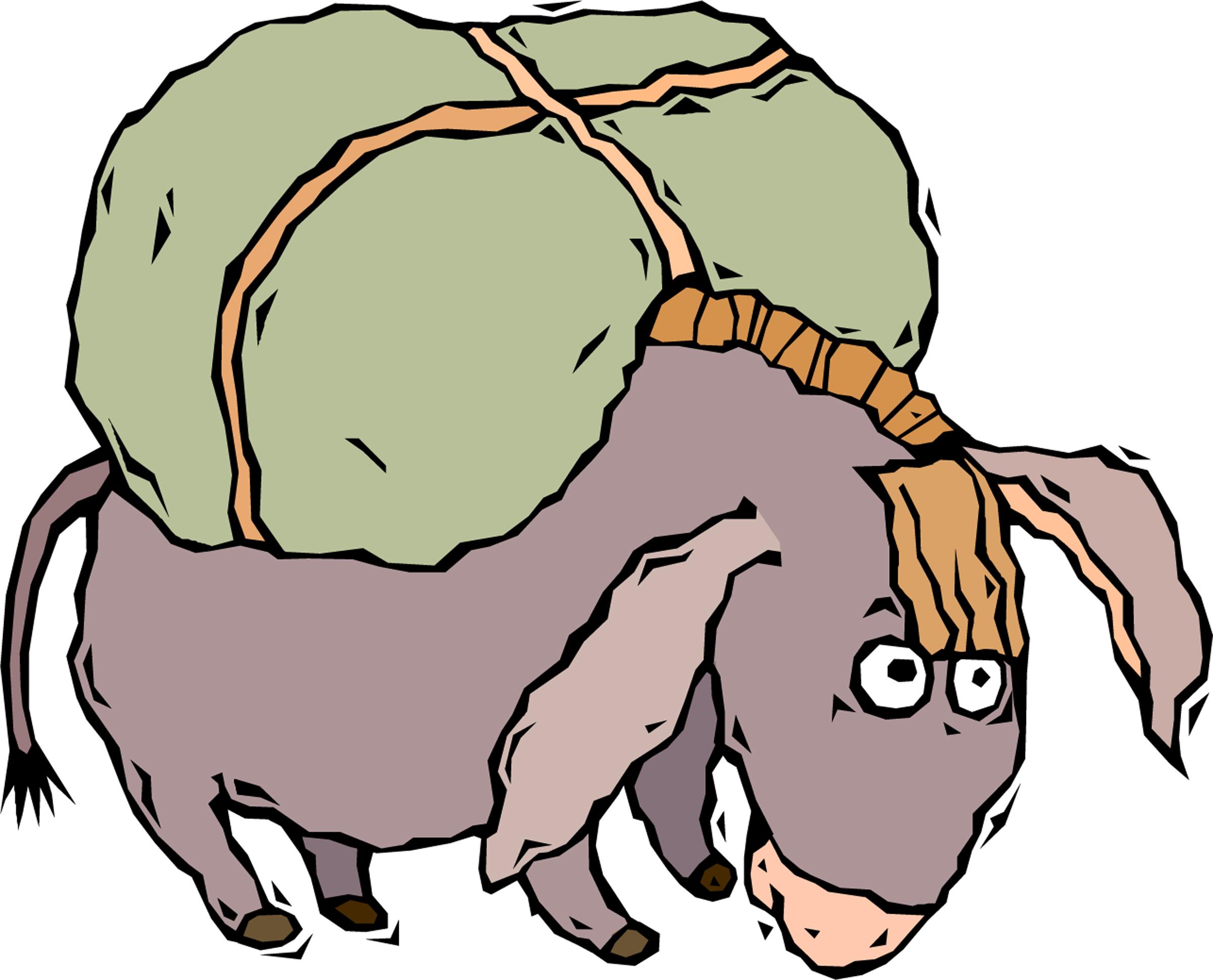 Mule Clipart