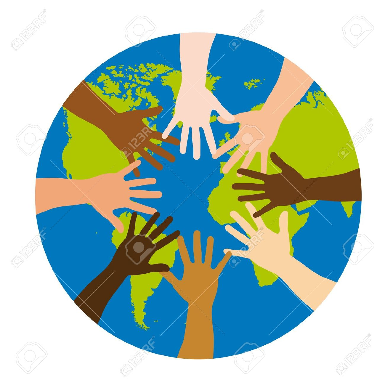 1300x1300 Clipart Multicultural