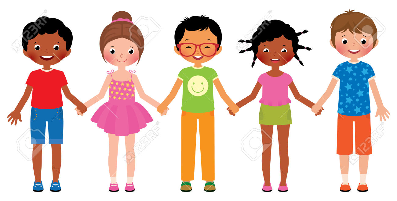1300x659 Collection Of Multicultural Friends Clipart High Quality