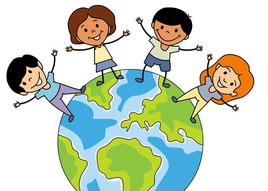 550x392 Multicultural Children Around The Globe