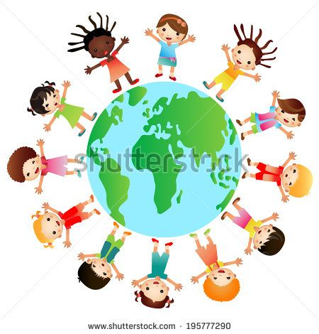 450x470 Multicultural Children On Planet Earth, Cultural Diversity