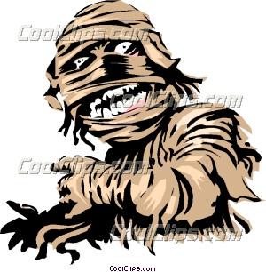 300x306 Mummy Clipart Cartoon Mummy