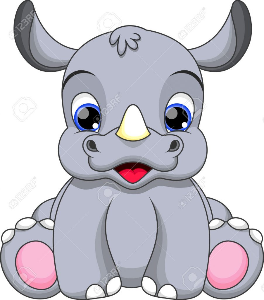 903x1024 Cartoon Baby Animal Pictures Free Download Clip Art