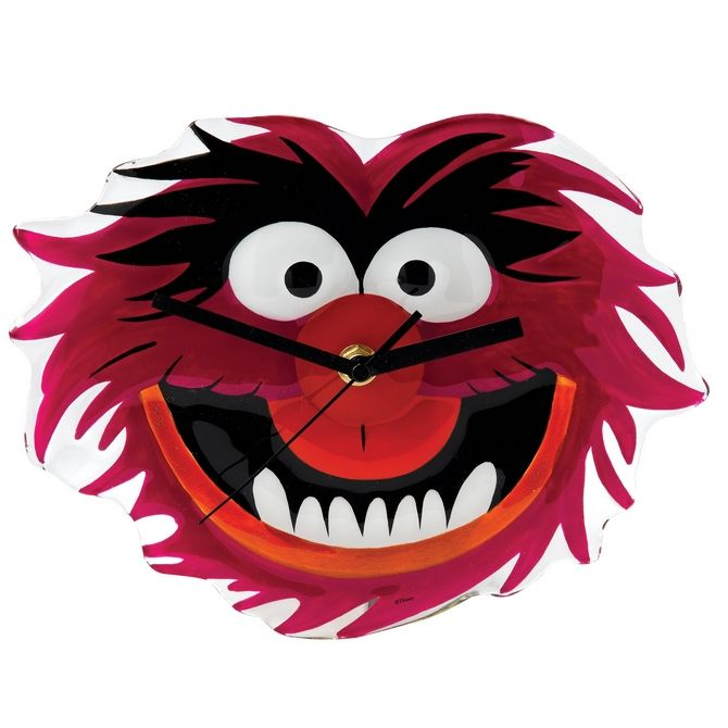 670x670 Animal The Muppets Wall Clock