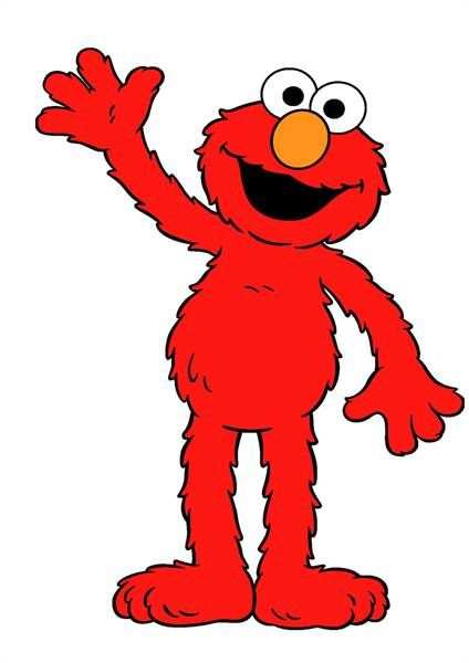 424x600 Elmo Is A Muppet Character On The Childrens Television Show Sesame