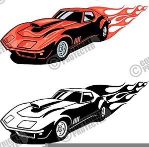 300x295 Car Burnout Clipart Free Images