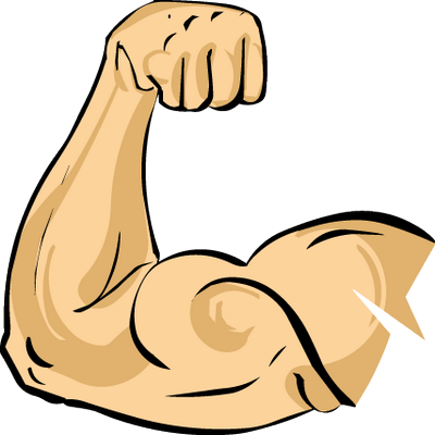 400x400 Outstanding Muscle Clipart Arm Clip Art Royalty Free Gograph