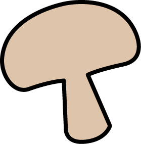 279x285 Mushroom Pizza Clipart Amp Mushroom Pizza Clip Art Images