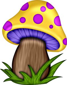 236x296 Mushrooms, Clip Art And Patterns