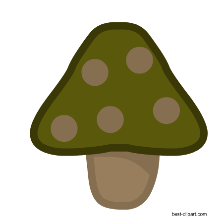 450x450 Free Mushroom Clip Art Images And Graphics