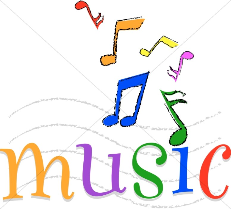 776x703 Colorful Happy Music Church Music Clipart