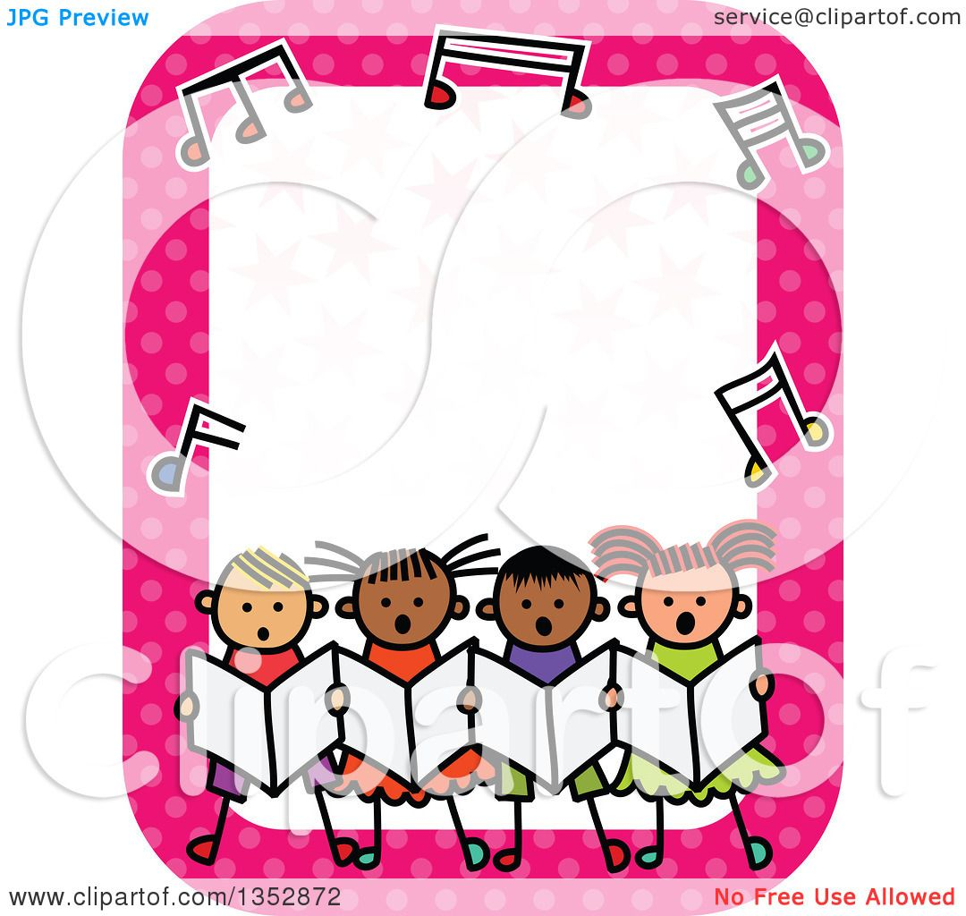 1080x1024 Clipart Of A Doodled Toddler Art Sketched Group Of Children