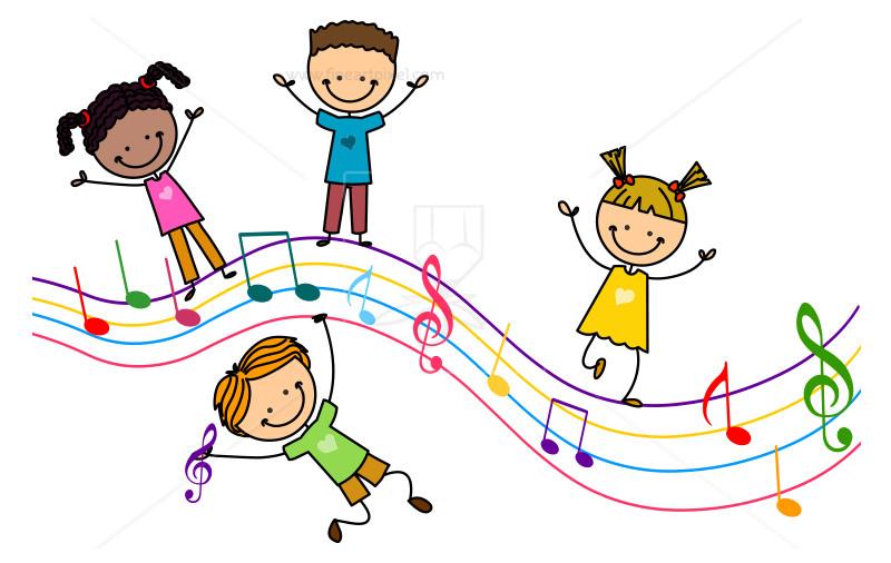 800x506 Music Kids Free Vectors, Illustrations, Graphics, Clipart, Png