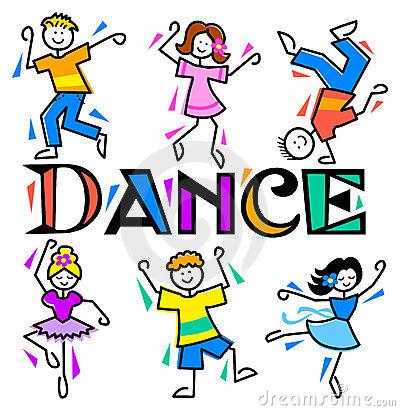 400x411 Kids Dancing Clip Art Clipartlook