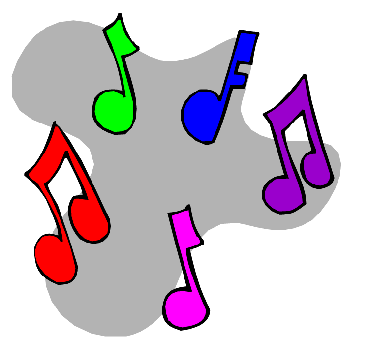 750x685 Musical Note Free Content Clip Art