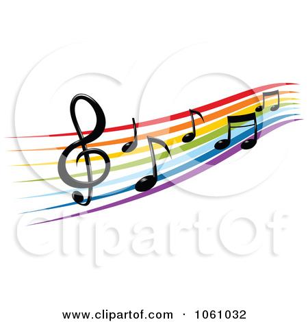 450x470 Wavy Music Staff Clipart Clipart Panda