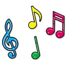 236x236 Collection Of Colorful Music Note Clipart High Quality, Free