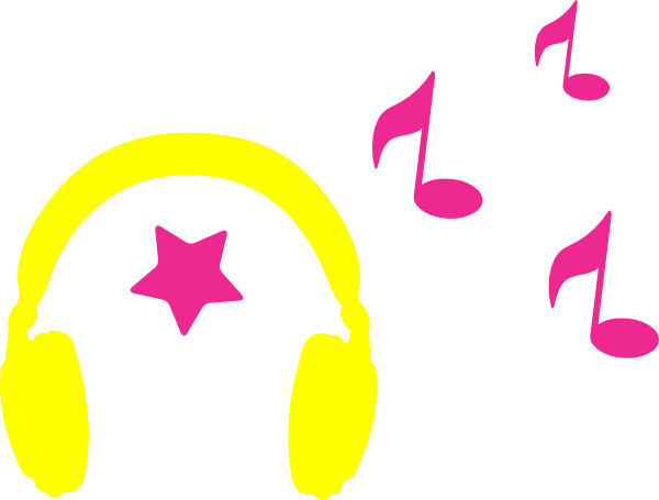 600x455 Ipod Clipart Headphone Music Note