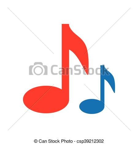450x470 Note Music Musical Icon Vector Graphic. Note Music Musical Symbol