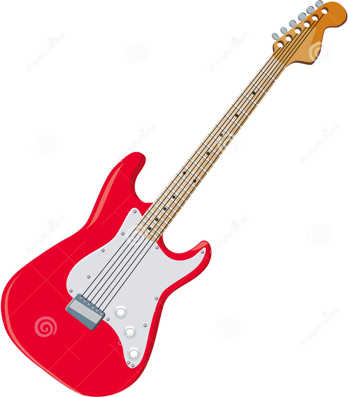 1141x1300 Gibson Electric Guitar Vector Clip Art