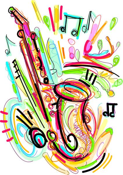 422x600 Instrument Clipart Graphic