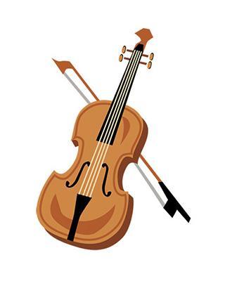 320x400 Musical Instrument Clip Art