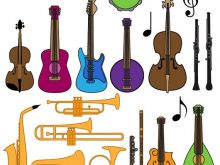 220x165 Free Clip Art Musical Instruments Musical Instrument Clipart Clip