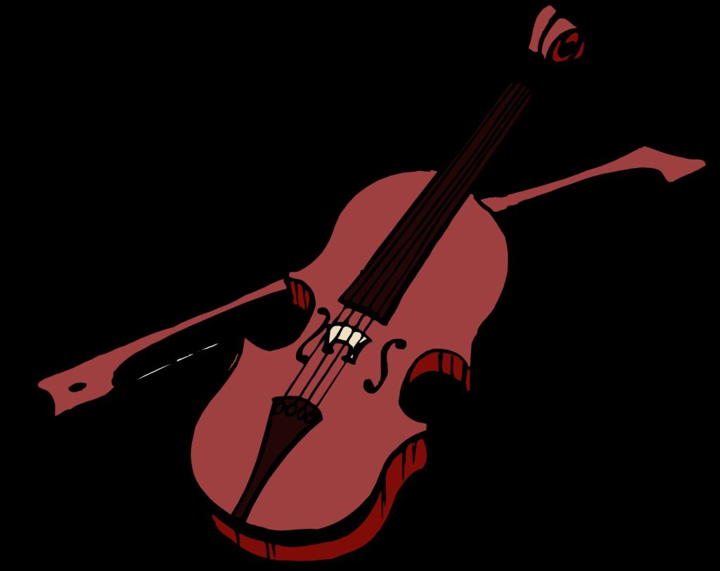 1024x812 Clipart Of Violin