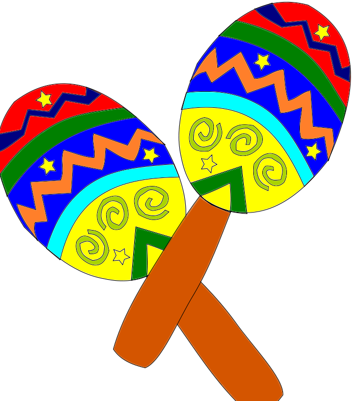 703x800 Mexican Mustache Clip Art Free. Beautiful Isolated Mexican Hat