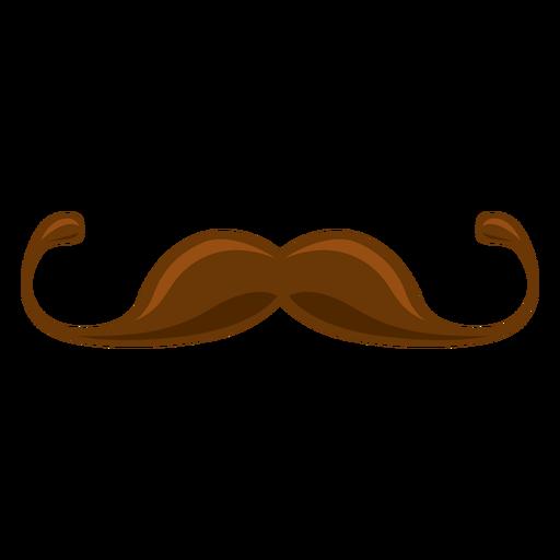 512x512 Blonde Clipart Mustache