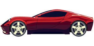 323x160 Sports Car Clipart