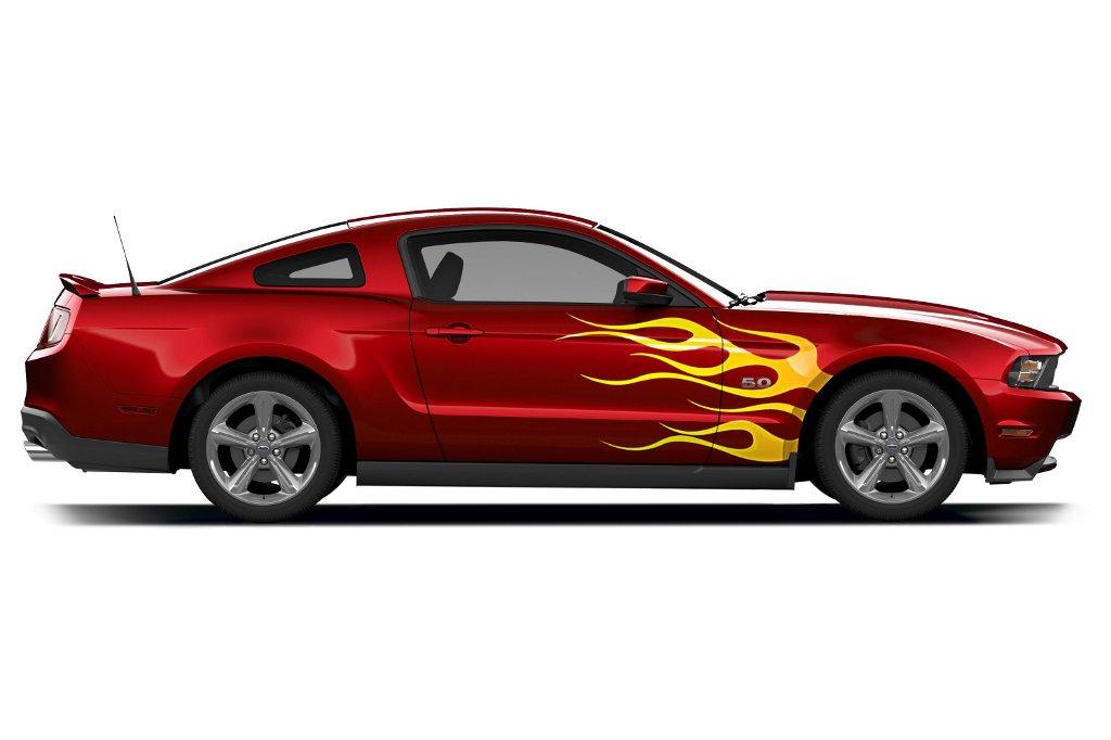 1024x682 Ford Flames Clip Art