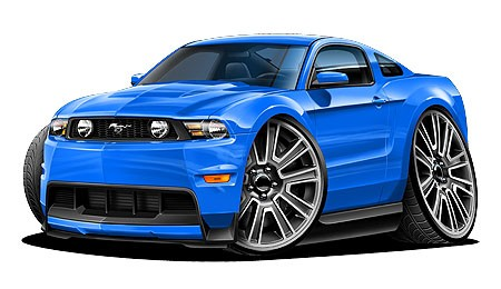 450x260 Muscle Car Clipart Image Group