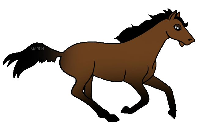 648x413 Thoroughbred Clipart