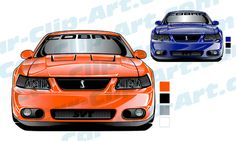 236x141 1967 Ford Mustang Vector Art Mustang, Ford Mustang And Vector Art