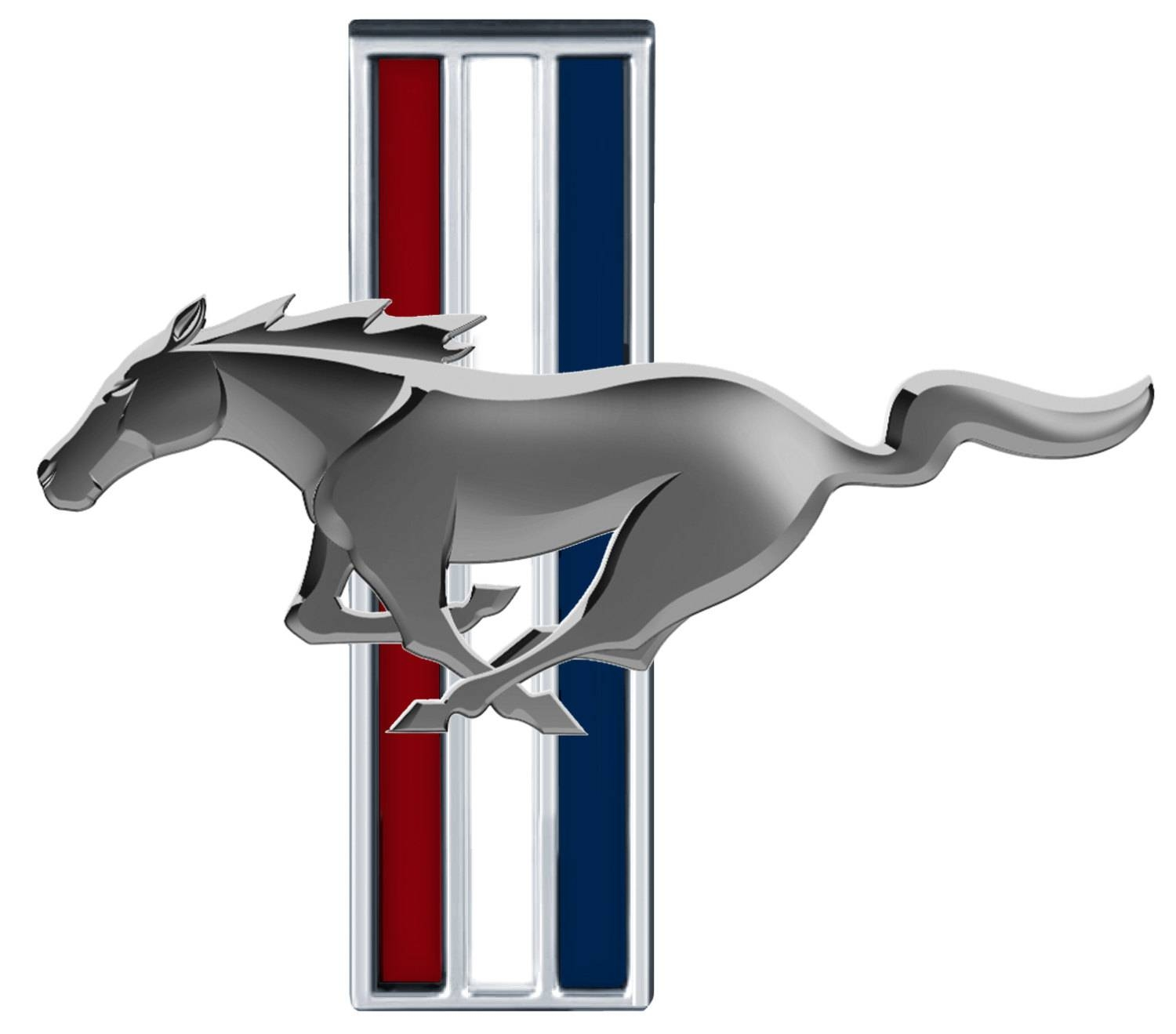 1500x1319 20 Collection Of Ford Mustang Metal Wall Art