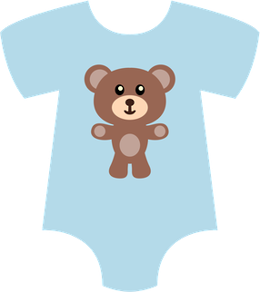 286x322 Clipart Baby Body