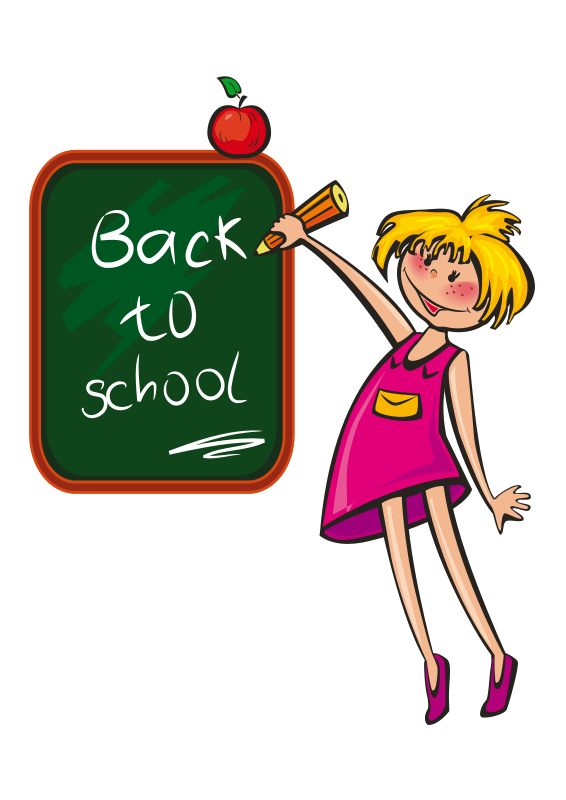 566x800 Cool Place For Kids My Style Clip Art School Is