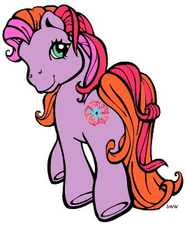 265x323 My Little Pony Clipart