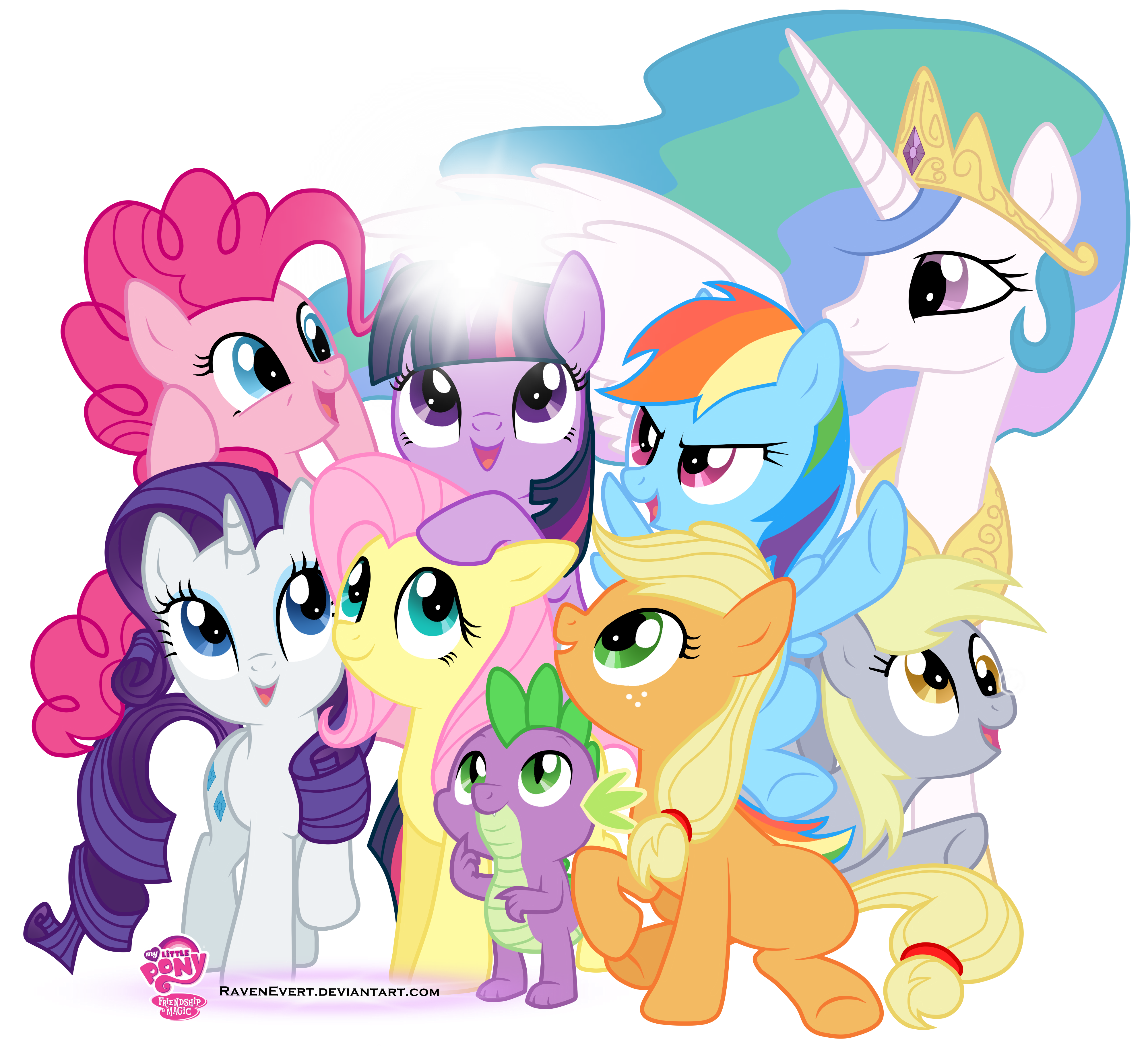 4000x3646 My Little Pony Png Transparent Images Png All