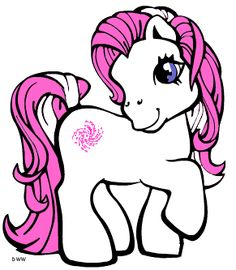 236x270 My Little Pony Cartoon Clipart