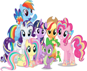 180x148 My Little Pony Png Clipart